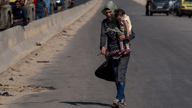 Сирия: более 360 человек за сутки вернулись в свои дома
