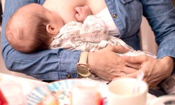 Попадание алкоголя через грудное молоко в организм ребенка