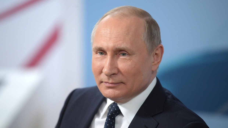 Путин: РФ заинтересована в позитивном развитии отношений стран на всех континентах