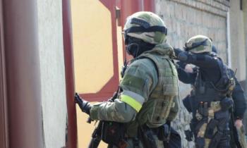 НАК опубликовал видеозапись КТО в Дагестане