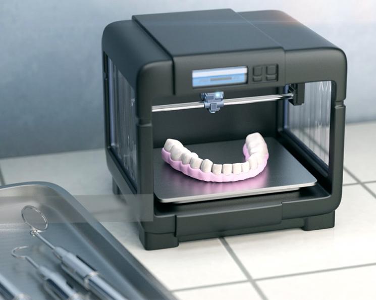 3D принтер в стоматологии