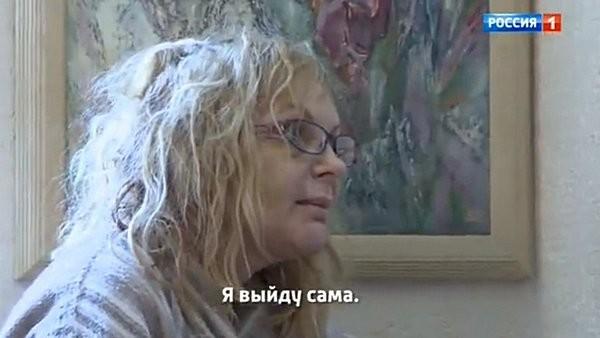 Ирина Цывина отрицает, что у нее проблемы с алкоголем