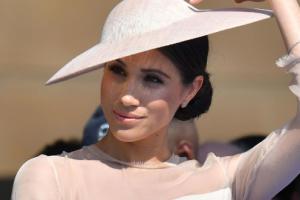 В Британии официально представлен герб герцогини Сассекской, супруги принца Гарри
