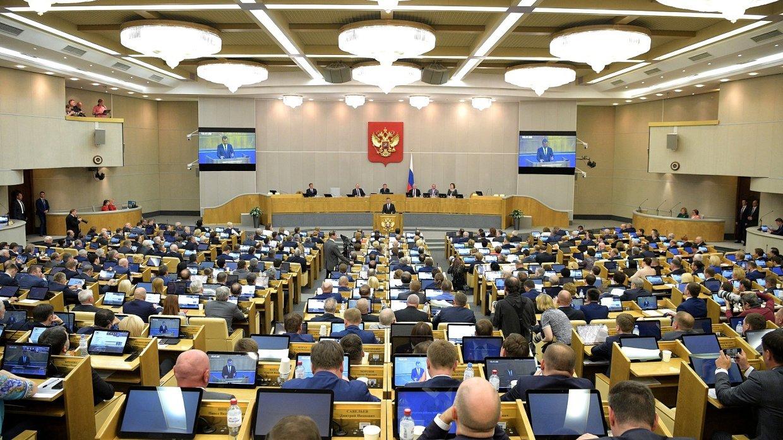 Госдума может отправить на доработку законопроект о наказании за соблюдение санкций