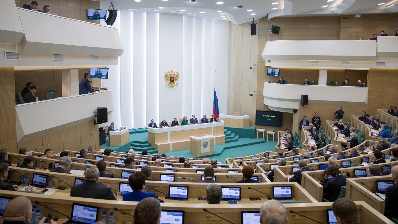 Совет Федерации предложил ввести обязательное противопожарное страхование
