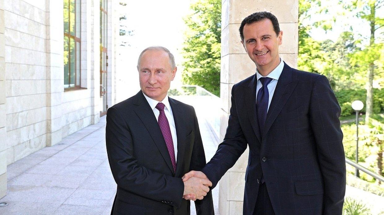 ВКС РФ сыграли очень важную роль в борьбе с терроризмом в Сирии – Асад
