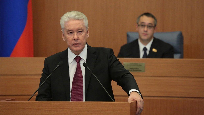 Уровень вредных выбросов в Москве сократился в три раза – Собянин