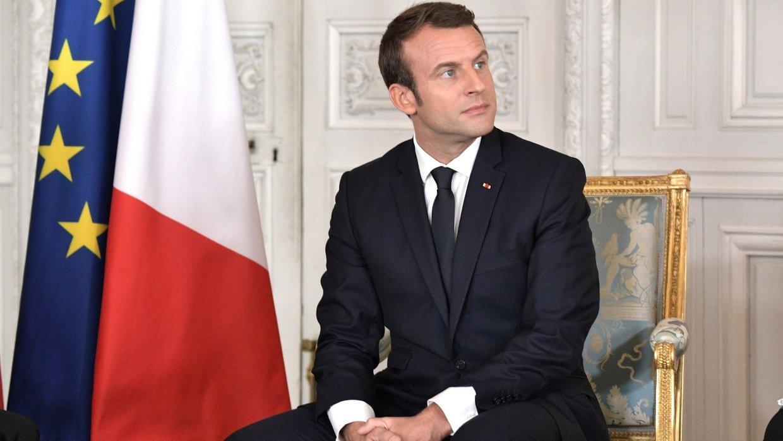 Макрон: Франция выделит 50 миллионов евро на гуманитарную помощь Сирии