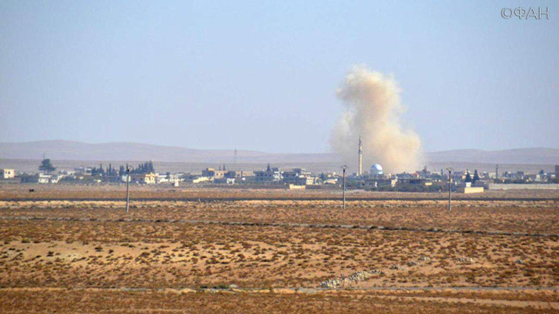 Сирия: Пентагон заявил о непричастности США и коалиции к ракетным ударам по аэродрому в Хомсе