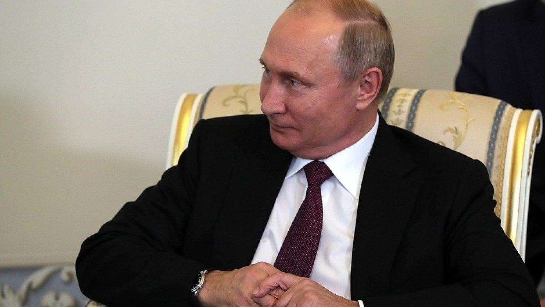 Путин: РФ восприняла известие об отмене встречи Трампа и Ким Чен Ына с сожалением