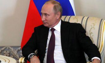 Путин назвал односторонние санкции вредными и незаконными
