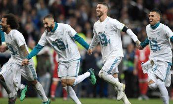 «Реал» победил «Ливерпуль» в финале Лиги чемпионов