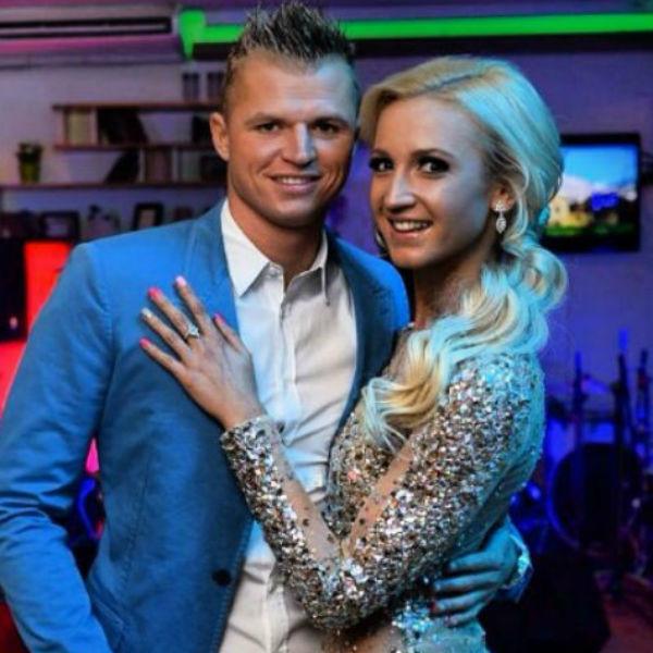 Дмитрий и Ольга были счастливы в браке четыре года