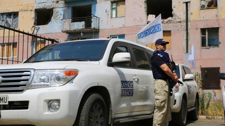 ОБСЕ сообщает о сокращении числа пострадавших в Донбассе в этом году