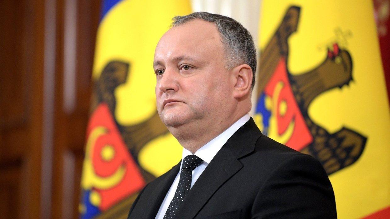 Президент Молдавии поздравил РФ «с более чем убедительным дебютом» на ЧМ-2018