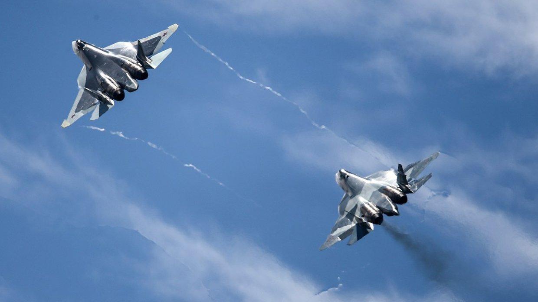 «Идеальный вариант»: американский журнал объяснил, почему Су-57 лучше F-35