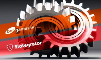 У Slotegrator новый партнер – провайдер Betgames.tv