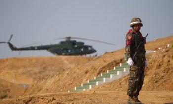 США объявили о санкциях против Мьянмы