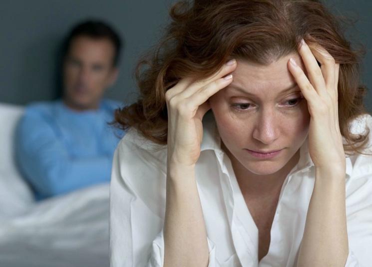 Симптомы менопаузы