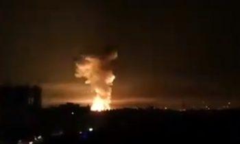 Сирия: правозащитники назвали число пострадавших в результате ракетного удара по Латакии