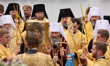 Протоиерей Андрей Ткачев назвал прибывших на Украину экзархов ассенизаторами