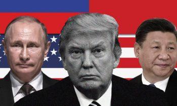 В США растут опасения по поводу развязывания серьёзного конфликта с Россией или Китаем в 2019 году