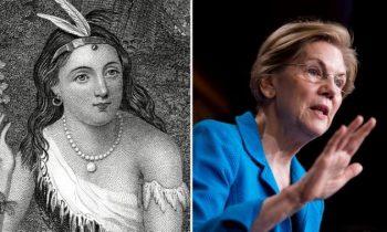 Чероки не признали «Покахонтас» из Демократической партии США