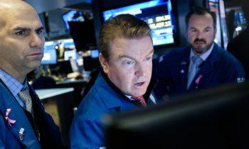 Американский рынок акций упал на ожиданиях дальнейшего повышения ставок ФРС