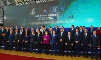 Лидеры Азии и Европы собрались для обмена мнениями, а не санкциями