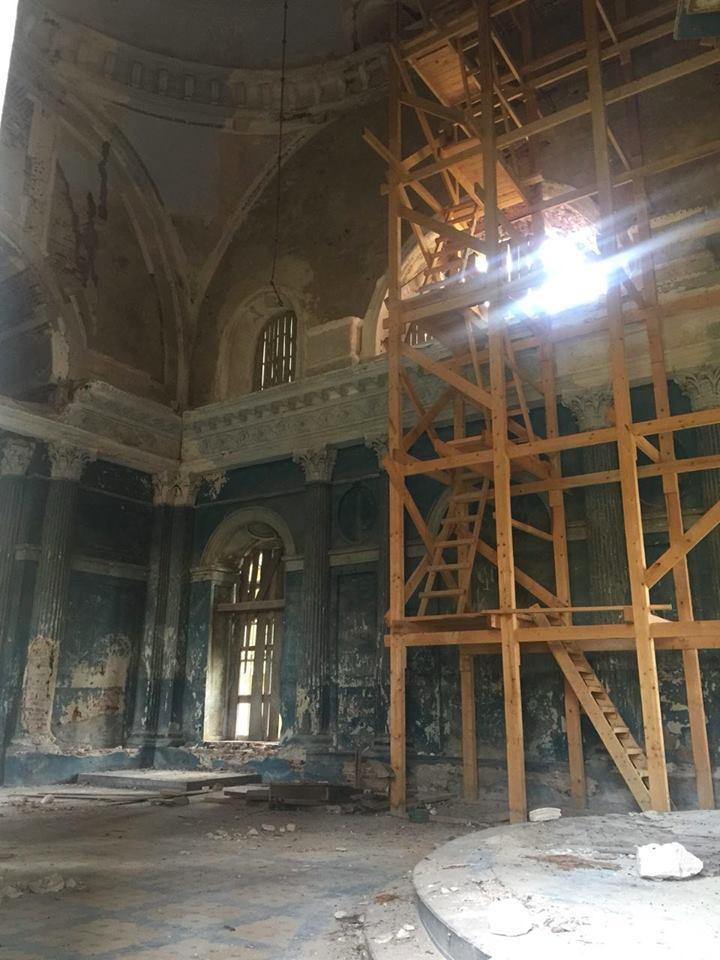 Ярополец: разрушенное наследие великого архитектора
