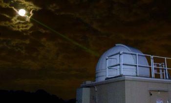 Точное расстояние от Земли до Луны для улучшения системы ГЛОНАСС