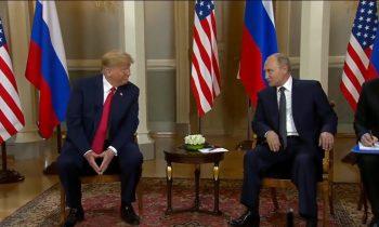 Трамп назвал дату и место возможной встречи с Путиным