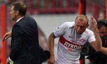Фанаты «Спартака» заступились за Карреру и потребовали отстранить Глушакова от матчей