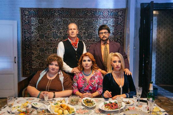 Марина Федункив в БДСМ-наряде снялась в клипе с Тарзаном