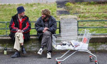 Неонацисты, снявшие ролик с избиениями бездомных, собирают «пожертвования» от сочувствующих