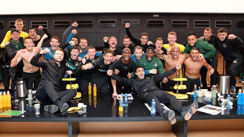 «Спартак» и «Краснодар» добились победы в матчах ЛигиЕвропы