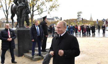 «Больше чем колокола и проход Макрона»: эксперт оценил жест Путина в Париже