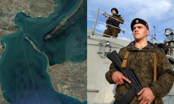 Путин и Меркель обсудили провокацию ВМСУ в Керченском проливе