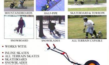 The Roller Cycle — РоллерЦикл или бешеная газонокосилка