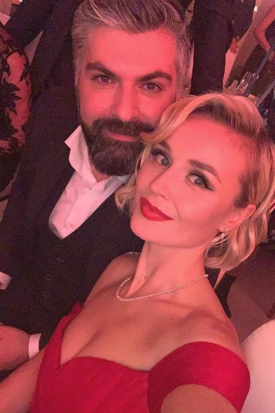 Дмитрий и Полина женаты уже четыре года
