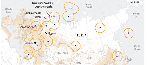 Пентагон признал, что российские системы ПВО «поломали все расчеты США» в международной политике