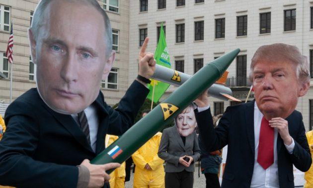 На фоне выхода США из договора об РСМД, в мире растет страх перед новой гонкой вооружений