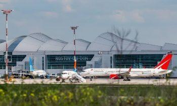 Международный аэропорт «Платов» стал первым пятизвездочным аэропортом России