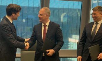 РФПИ, Siemens и «Уральская скоростная магистраль» договорились о совместной реализации проекта ВСМ Челябинск — Екатеринбург