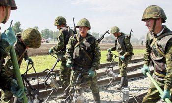 Железнодорожные войска России и их новая миссия