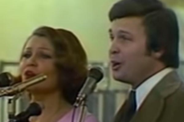Лев Лещенко с Аллой Абдаловой
