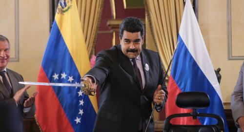 Москва сделает «все необходимое» для защиты своих интересов в Венесуэле