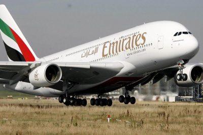 Размер имеет значение: закат Airbus A380