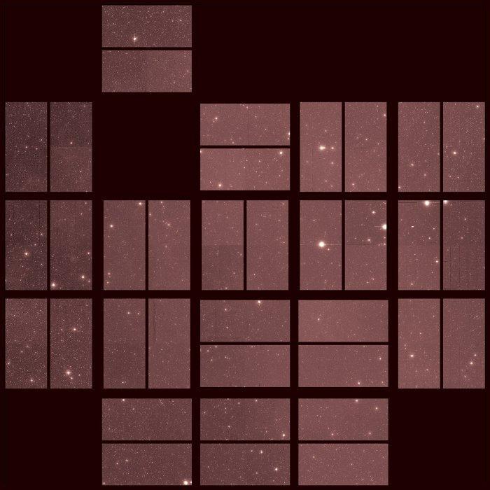 Получено последнее фото от телескопа Kepler
