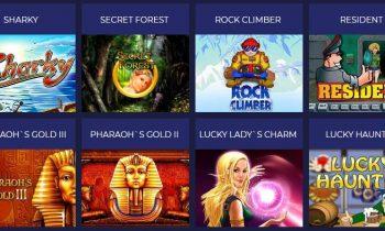 Профессиональные игровые автоматы на сайте Вулкан Гранд
